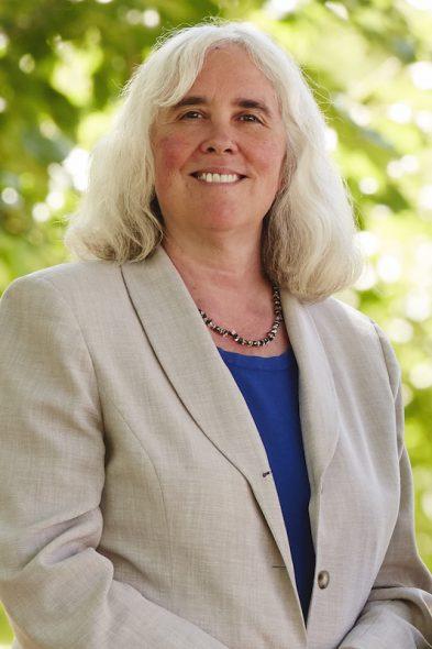 Jeanne Hossenlopp. Photo courtesy of Marquette University.