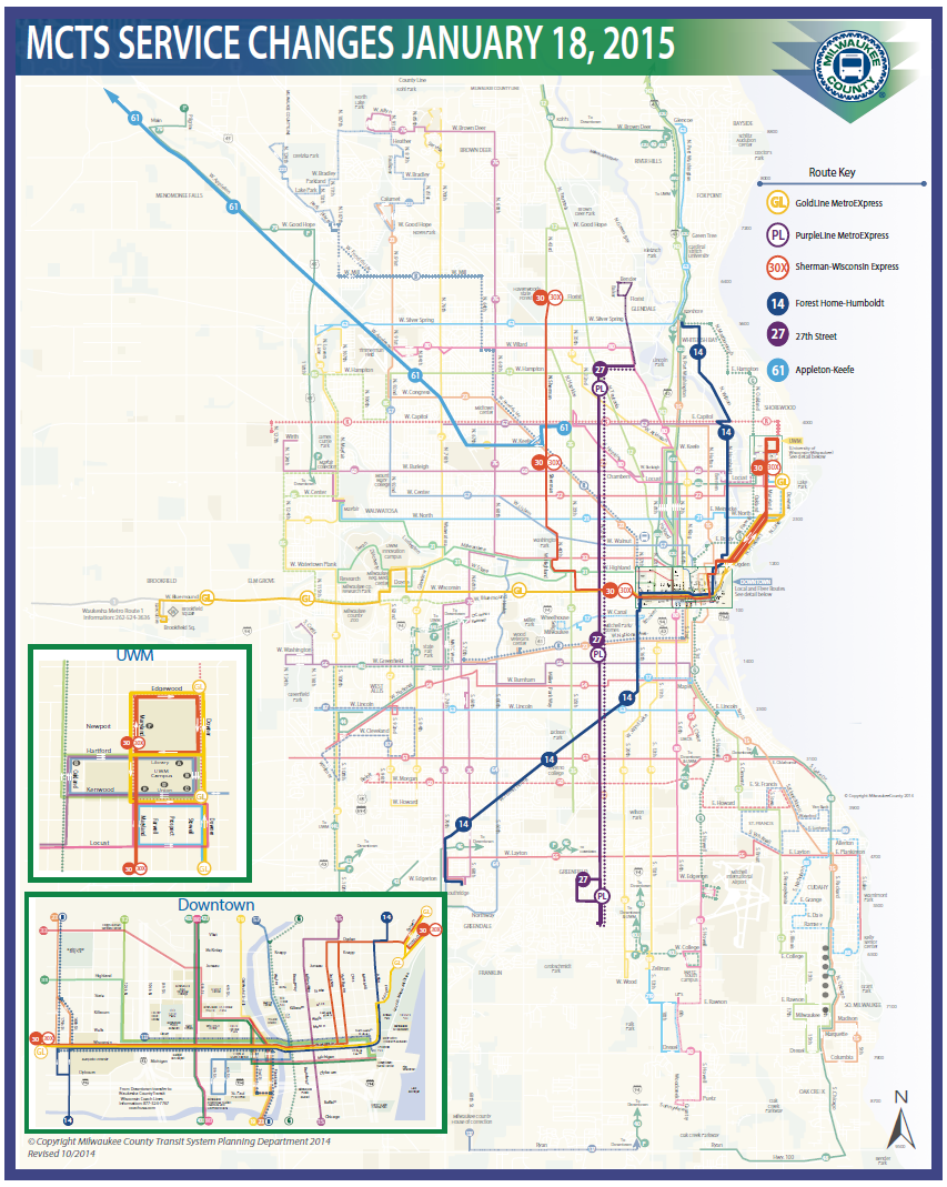 eyes on milwaukee: four new bus routes start sunday » urban milwaukee
