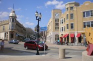 Downtown Wauwatosa. Photo by Dave Reid