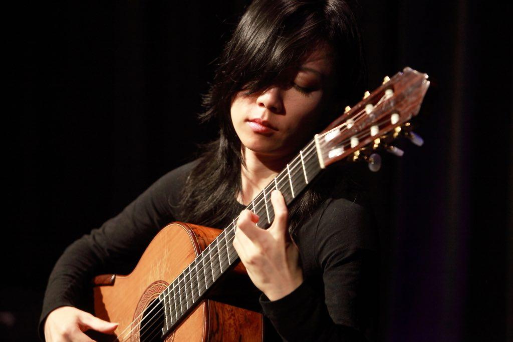 Classical guitarist Xuefei Yang (Fei)