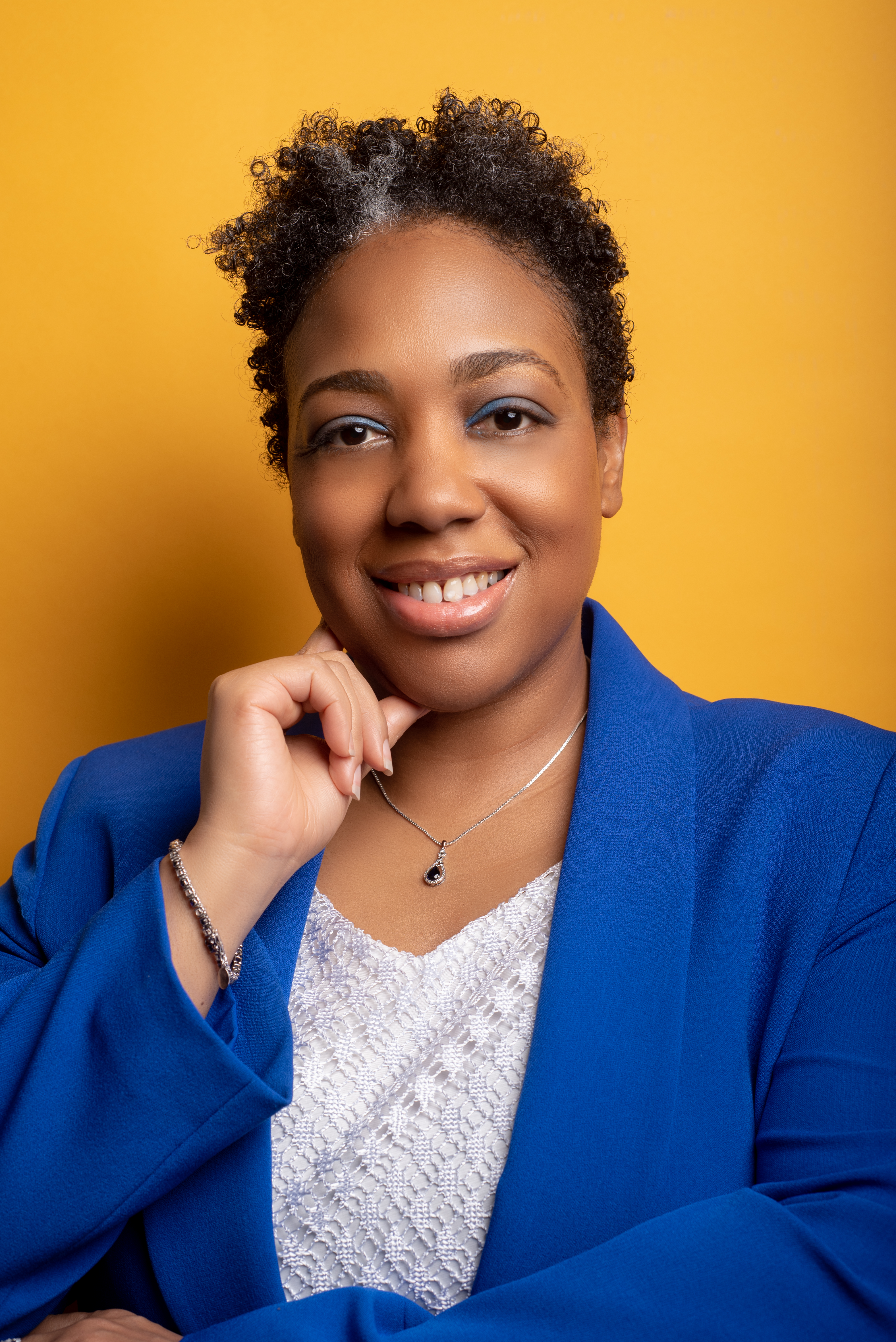 Denisha Tate-McAlister. Photo courtesy of the Dominican Center.