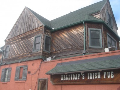 Bar Exam: Halliday's Is Historic Oddity
