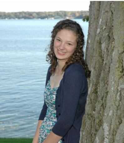 Kelly Meyerhofer. Photo courtesy of Marquette University.