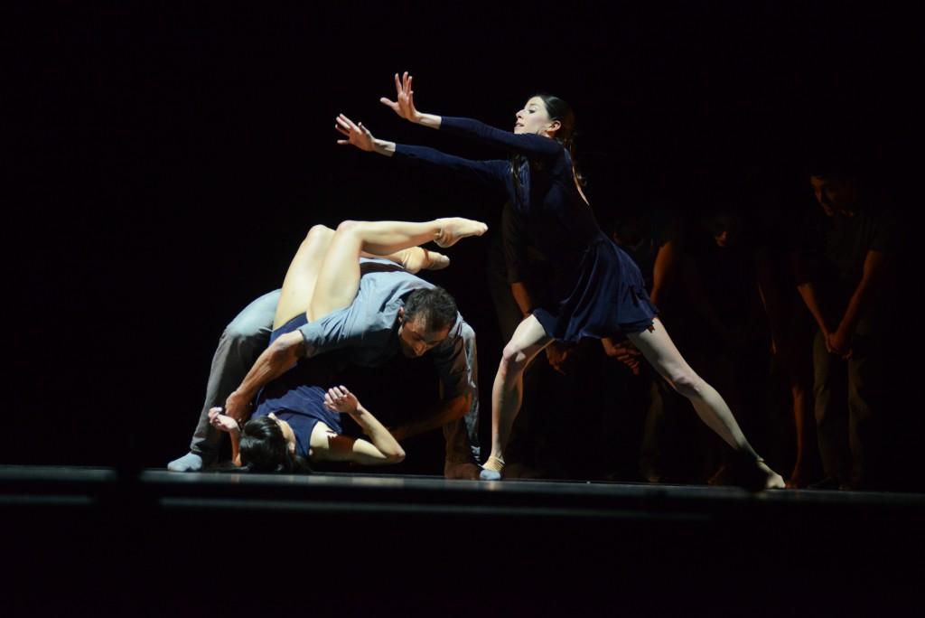 Milwaukee Ballet Company: Genesis. Photo by Brian Lipchik