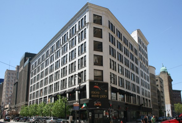 The Posner Building. Photo by Jeramey Jannene.