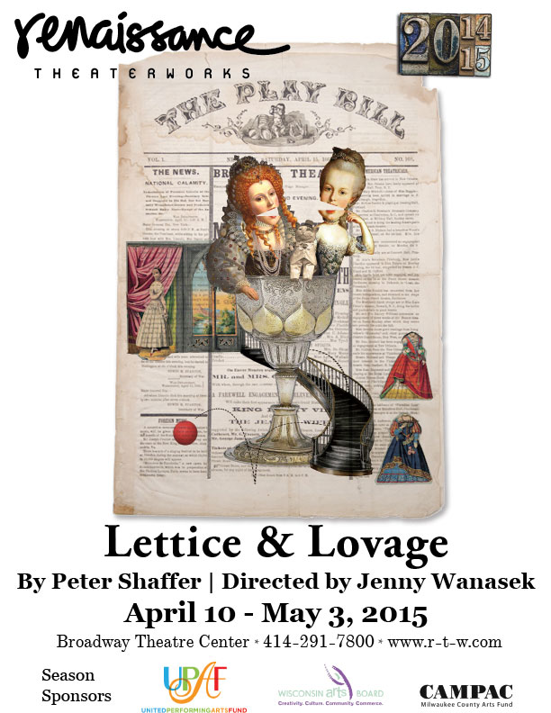 Phenomenal Friendship: Tony Award-winning play Lettice & Lovage to be produced in Milwaukee this spring