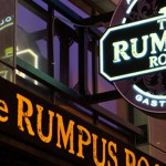 Now Serving: Rock & Roll Dinners at Rumpus Room