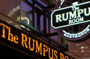 Rumpus Room. Photo from facebok.