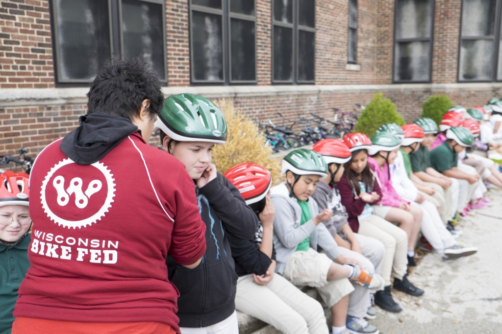 Future bicycle safety classes are threatened by the proposed state budget cuts to the Federally funded Transportation Alternatives Program.