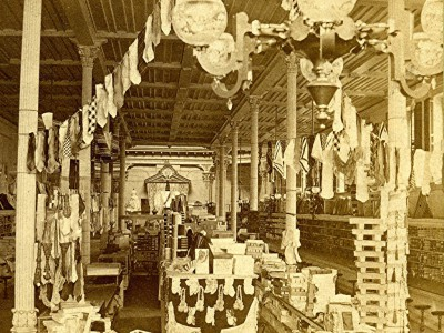 Yesterday's Milwaukee: Inside T.A. Chapman's, 1873