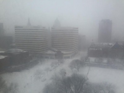 The City of Milwaukee Declares a Snow Emergency