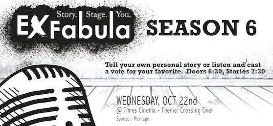 "Ex Fabula invites Milwaukeeans to tell ""Crossing Over"" stories"