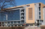 University of Wisconsin-Milwaukee Kenwood Interdisciplinary Research Complex. Photo by Brendan Murphy.