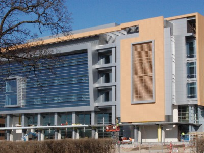 Friday Photos: UWM's First New Academic Building in 20 Years