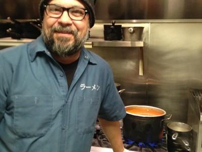 Chef Chat: Chef Gregg DesRosier Loves Ramen