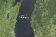 Lake Michigan basin. Image: U.S. Geological Survey