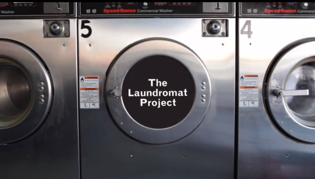 The Laundromat Project. Photo from facebook.