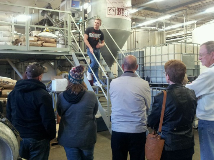 Beer City: How Randy Sprecher Built a Micro-Brewery