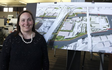 Corey Zetts, executive director of Menomonee Valley Partners, said 300 acres of land, including 60 acres of parks and trails, have already been redeveloped in the valley.