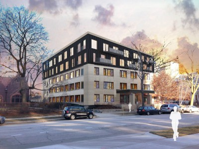 Plenty of Horne: Second Sage Building Will Be Super Green