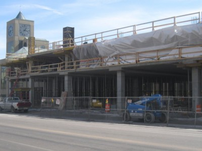 Friday Photos: 833 East Building Making Progress