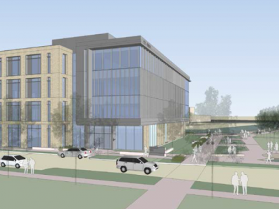 Plats and Parcels: Water Hub Will Add New Office Building
