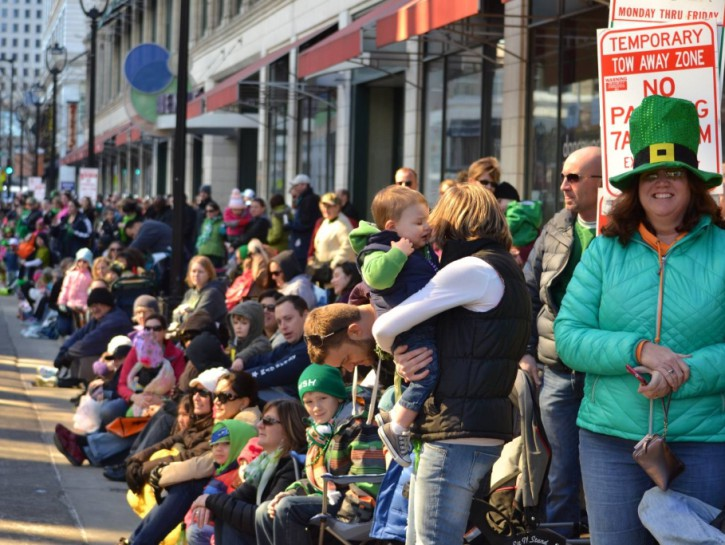 Photo Gallery: St. Patrick's Day Parade 2015