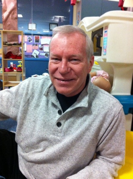 Bill Bravener. Photo courtesy of the Penfield Children's Center.