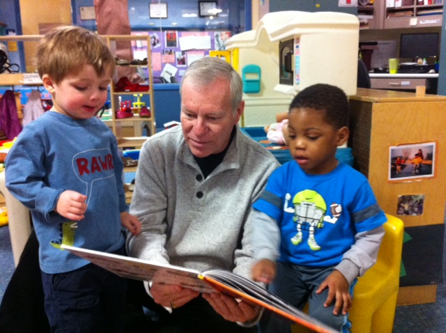 Milwaukee Volunteers: Bill Bravener Loves Working With Kids