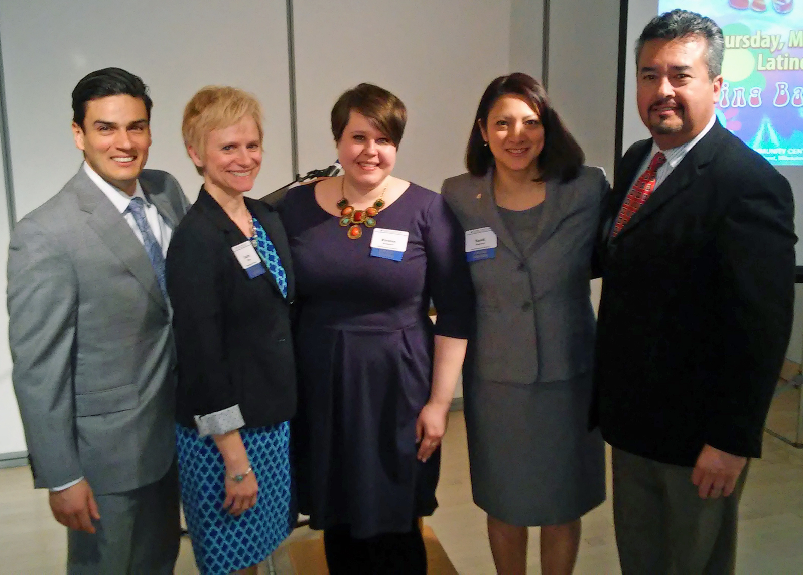 Northwestern Mutual Volunteer Group. Photo courtesy of the UCC.