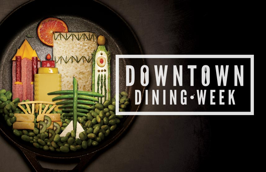 Downtown Dining Week 2015