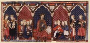 Cantigas de Santa Mare codex