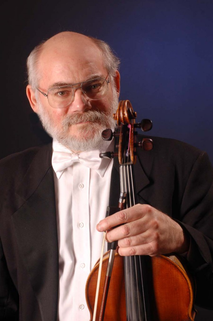 Robert Levine. Photo courtesy of the MSO.