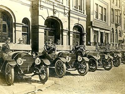 Yesterday's Milwaukee: Milwaukee Fire Department, 1912