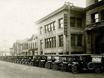 Yesterday's Milwaukee: Milwaukee Journal, About 1917