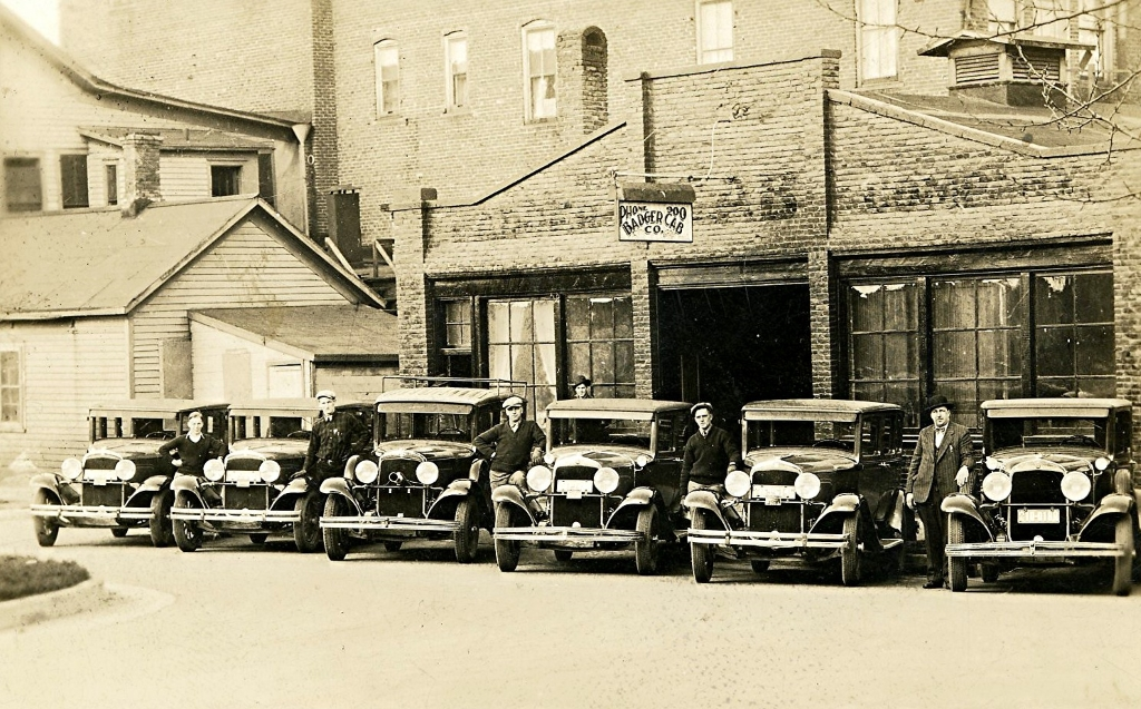 Badger Cab Co., 1926
