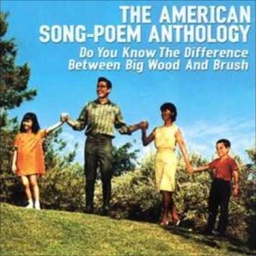 The American Song-Poem Anthology