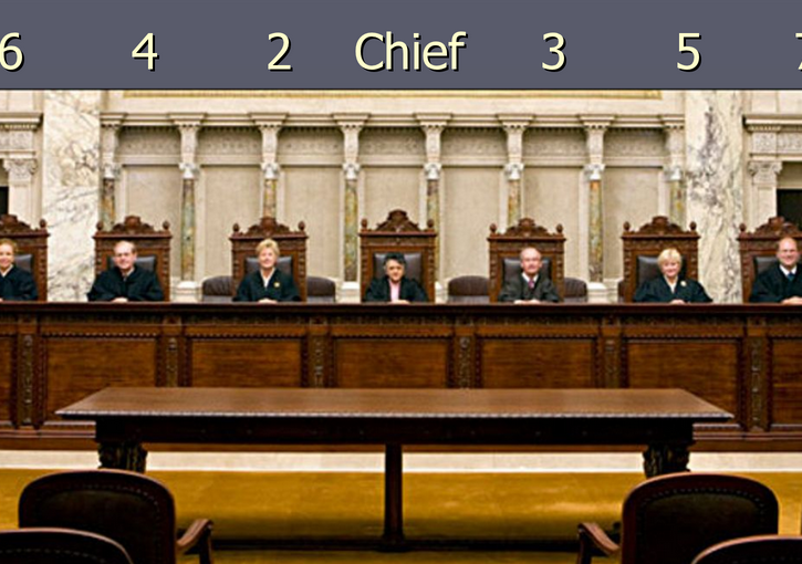 Plenty of Horne: Are Abrahamson's Days as Chief Justice Numbered?