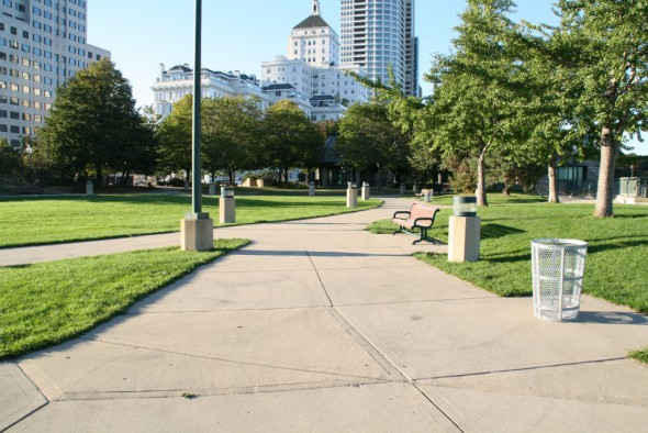 O'Donnell Park. Photo by Jeramey Jannene.