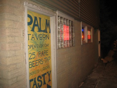 Bar Exam: Palm Tavern's Incredible Drink Selection