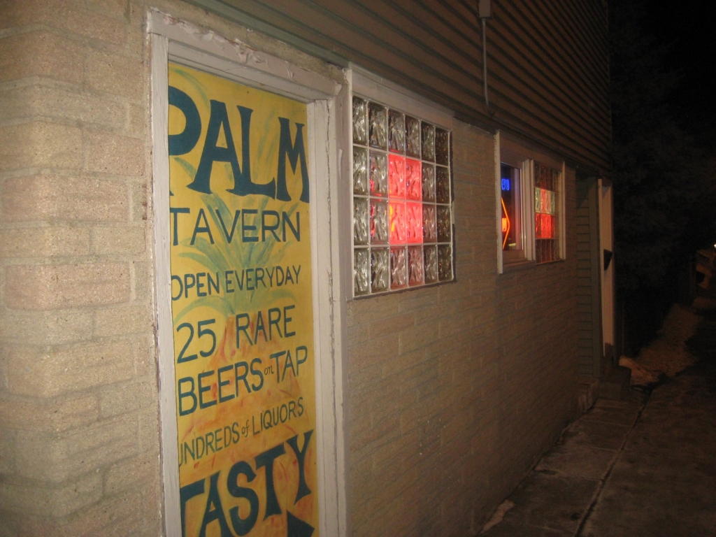 Palm Tavern. Photo by Michael Horne.