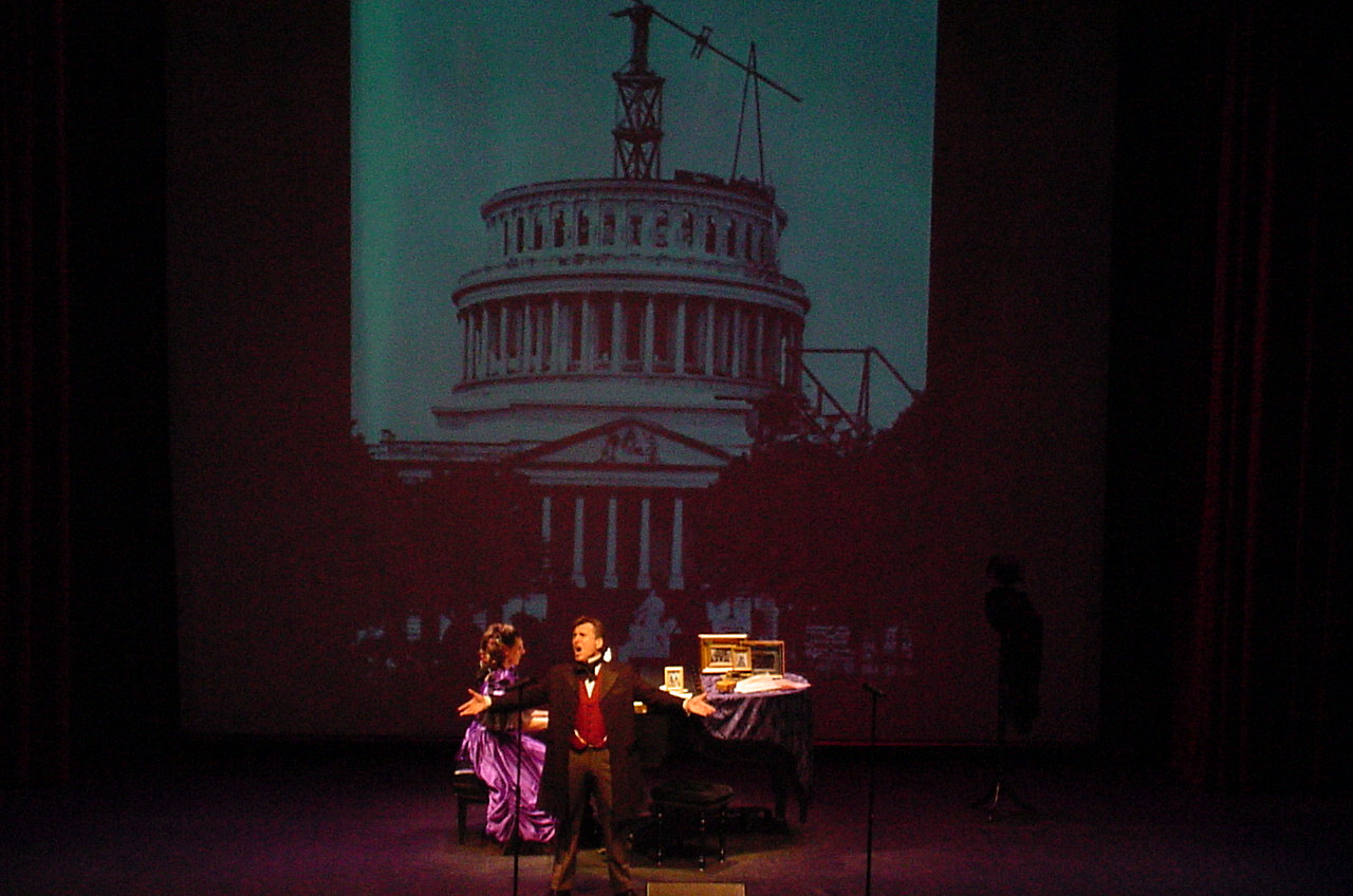 South Milwaukee PAC Presents: In Thinking of America: Songs of the Civil War