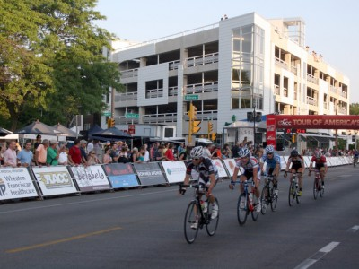 Plenty of Horne: Will Bicycle Race Expand to Bay View?
