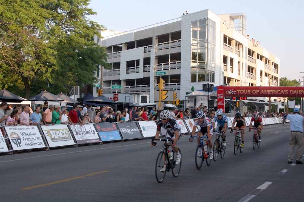 New Venue, Masters Competitions and Sponsor Highlight Upcoming 11th Annual Tour of America's Dairyland Multi-Day Bike Racing Series