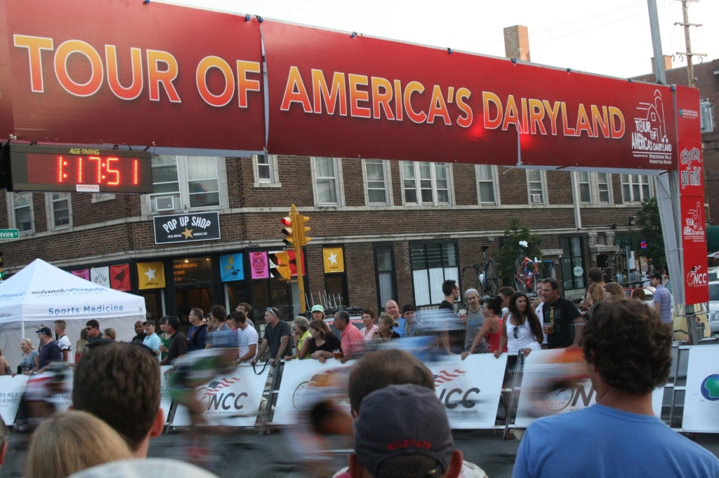 Could Bay View be the next stop on the Tour of American's Dairyland? Photo by Dave Reid.
