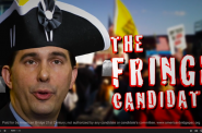 The Fringe Candidate. Click the image to watch the video.