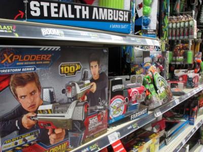 Black Health Coalition Targets Toy Guns