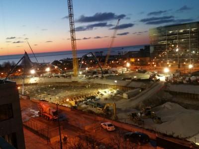 Friday Photos: NM's 27-Hour Concrete Pour