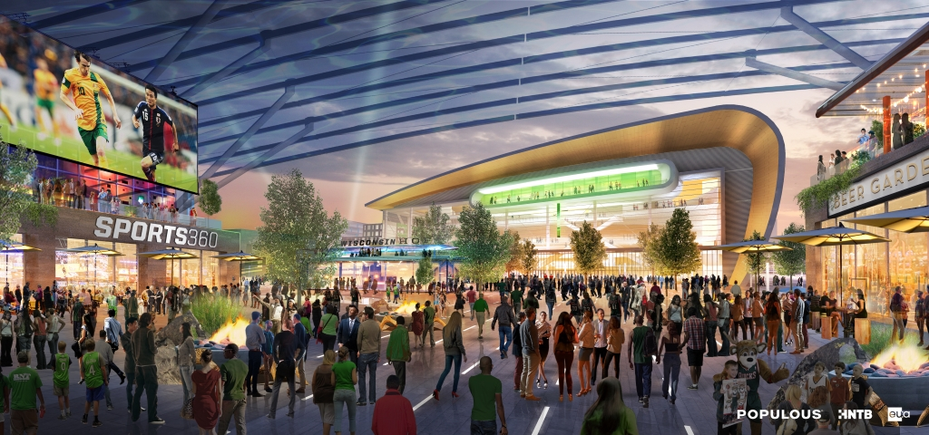 Republican Leadership Fumbles the Ball on Arena Funding; Time for Plan B.