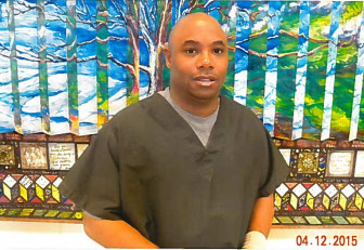 Antron Kent. Photo from the Wisconsin Department of Corrections.